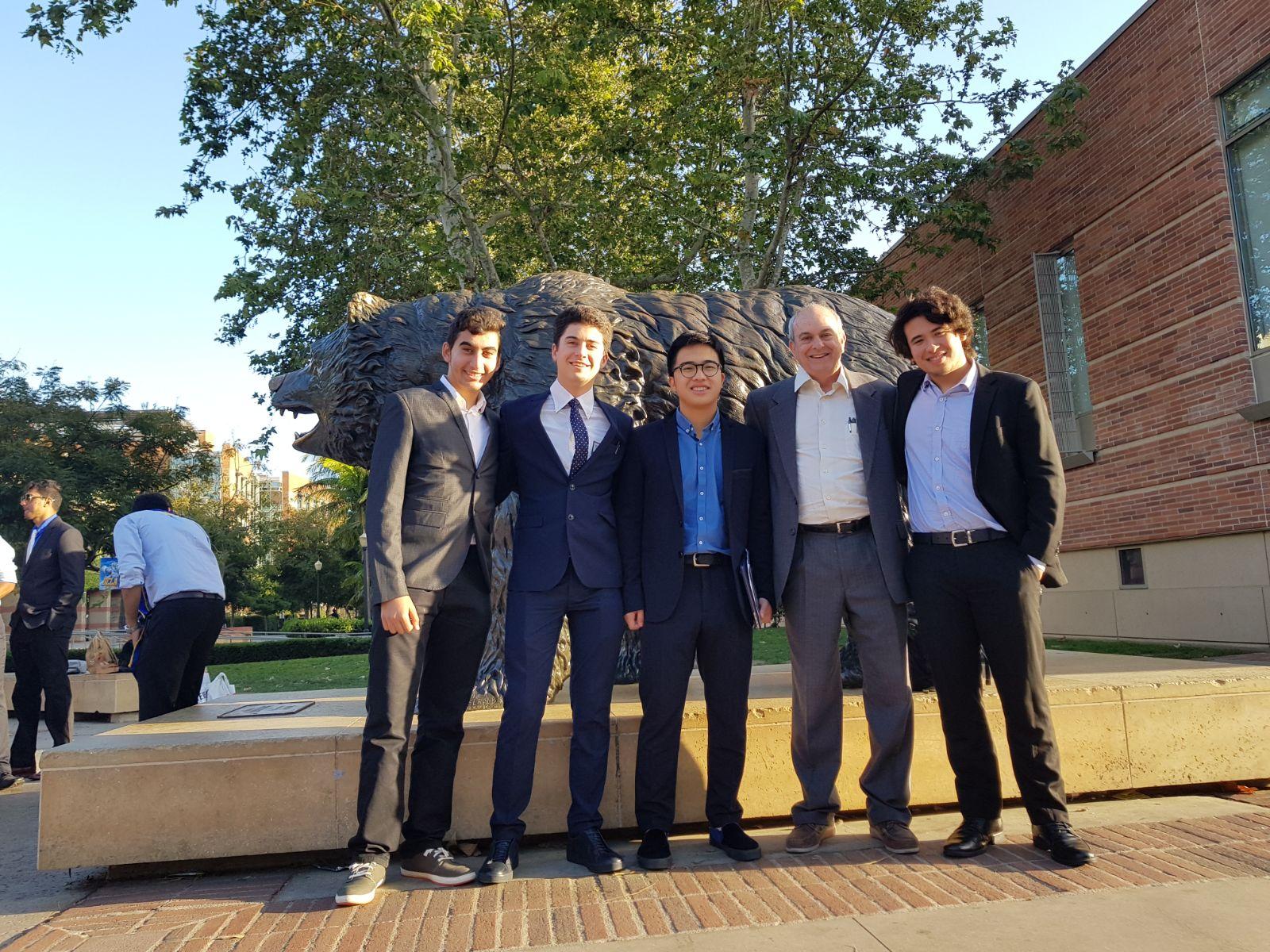 EMIS GreenStream wins Startup Funds