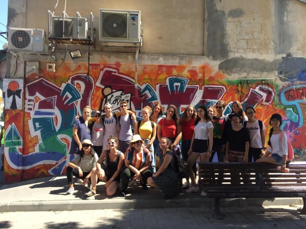 Street-Art Tour in Tel Aviv