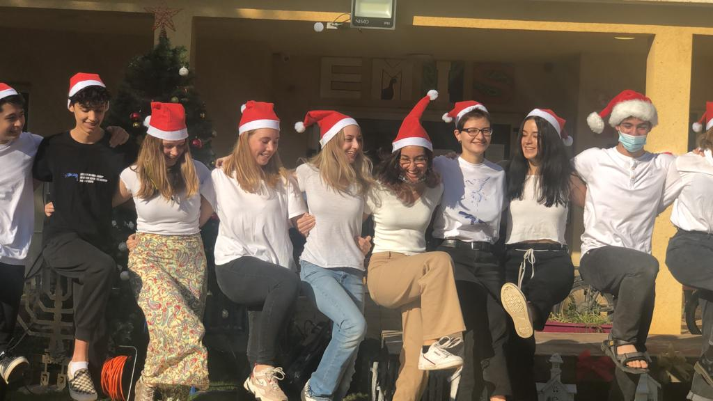 Christmas + Hanukkah = Chrismukkah