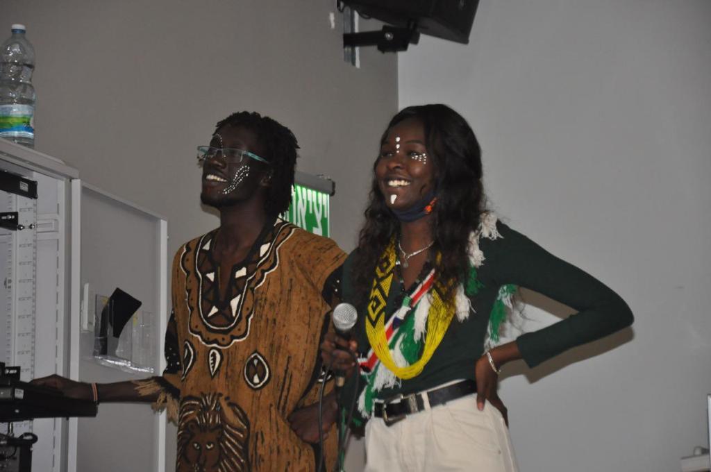 African Cultural Week