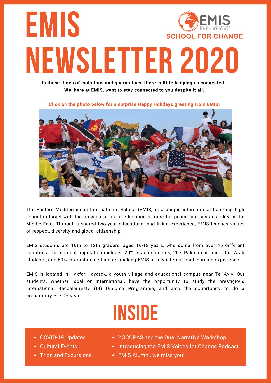 EMIS Newsletter 2020